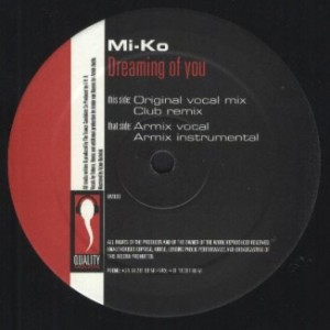 Mi-Ko - Dreaming Of You
