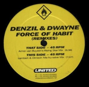 Denzil & Dwayne - Force Of Habit (Remixes)
