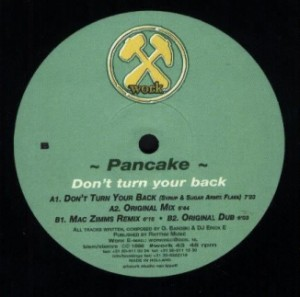 Pancake - Don't Turn Your Back