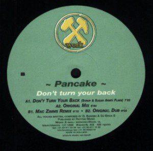 Pancake - Don't Turn Your Back