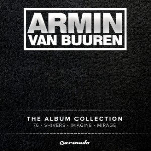 armin-van-buuren-album-collection