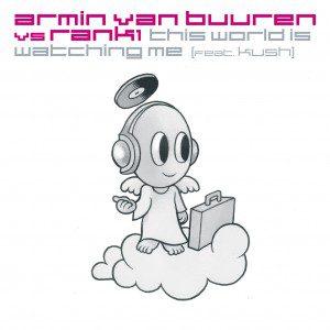 ARMA081 Armin vs Rank1 cds outl.indd