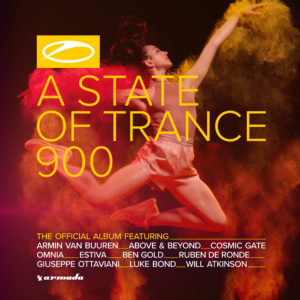 ARMA458 A State Of Trance 900 (The Official Album)