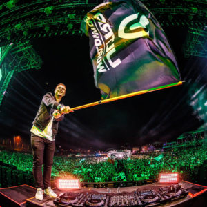 Armin van Buuren and Lucas & Steve go all out with their Club Mix